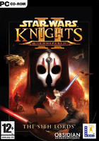 Star Wars Knight of the Old Republic 2 The Sith Lords